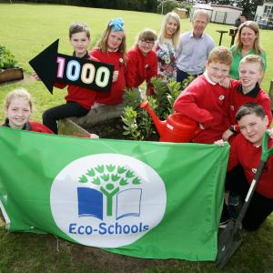 Eco-Schools Northern Ireland – Empowering Young People Through an Environmental Education Framework