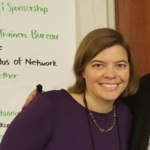 Affiliate Network Leaders, Eileen Everett, Katie Navin, Sarah Bodor, and Bruce Young