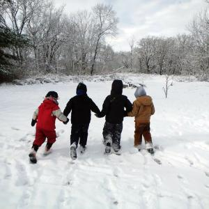 Following Tracks--Natural Beginnings Early Learning Program