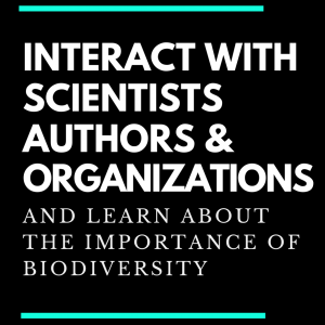 Elgin High School presents an opportunity to interact with scientists, authors, and organizations, and learn about the importance of biodiversity. Enjoy 1 hour presentations from 8am to 5pm CST on February 7, 11, 14, 21, 27