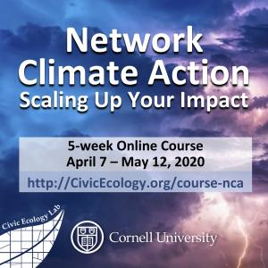 Network Climate Action flyer