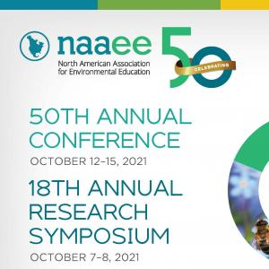 NAAEE 50th Annual Conference and 18th Annual Research Symposium. Call for Presentations, New Deadline: May 11, 2021. The Power of Connection. We're going virtual again!