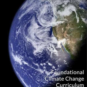 Climate Change Curriculum cover
