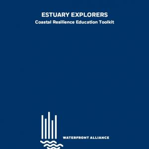 Coastal Resilience Education Toolkit cover page