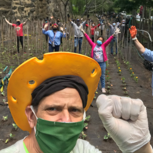 Educator Stephen Ritz and the Green Bronx Machine, New York