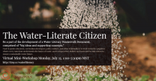 The Water-Literate Citizen Mini-Workshop